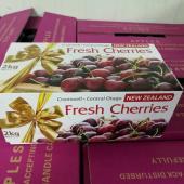 NZ Cherries - 26mm Size